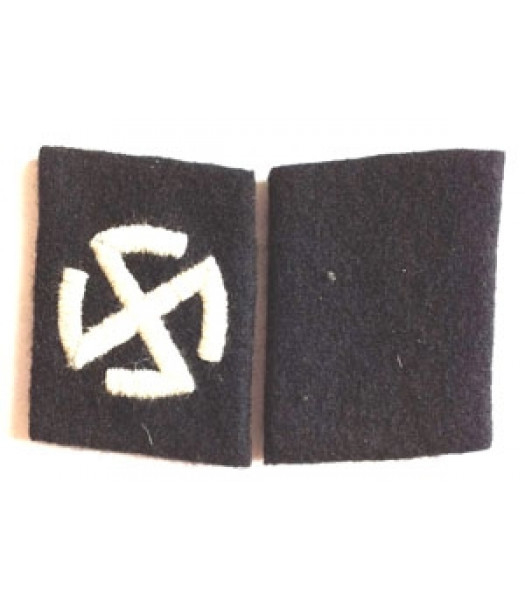 SS Nordland collar tabs - 1 pair