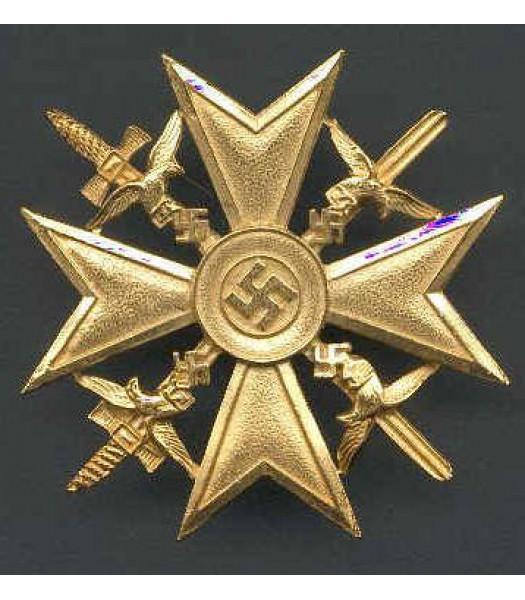 WW2 German Spanish Cross