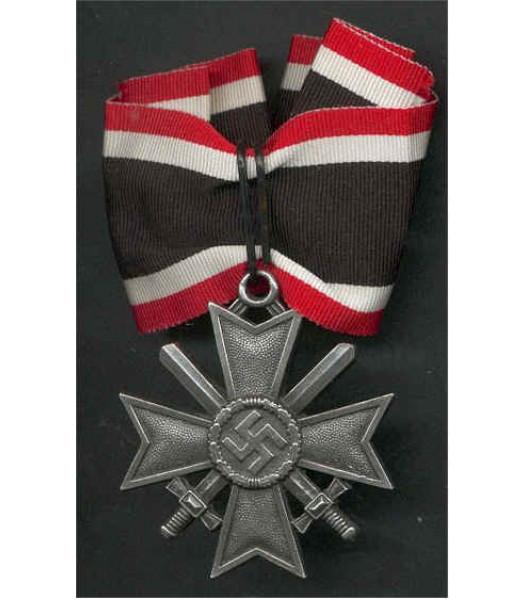 WW2 German Knights Cross of War Merit - Cross with Swords