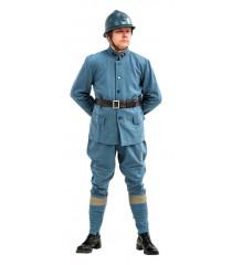 WW1 French army uniform Horizon blue