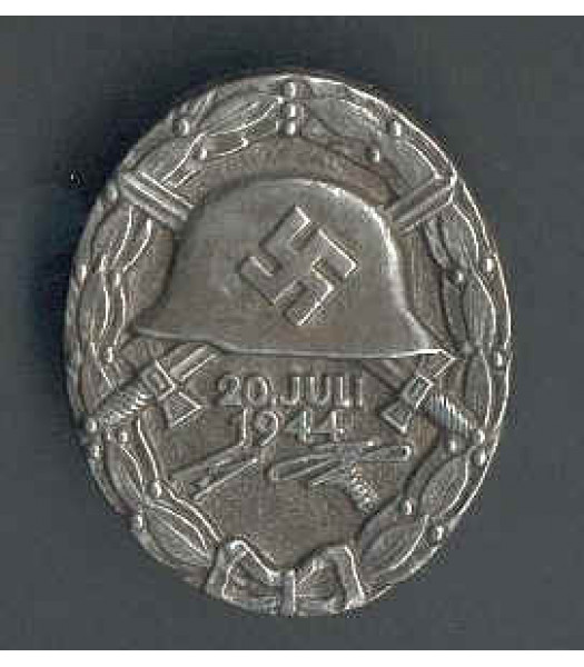 WW2 German Wound Badge 20 July 1944