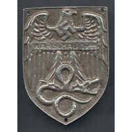 WW2 German Warsaw Shield Medal
