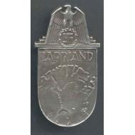 WW2 German Lapland Shield Medal