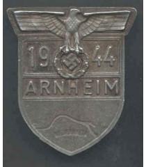 WW2 German Arnhem Shield medal