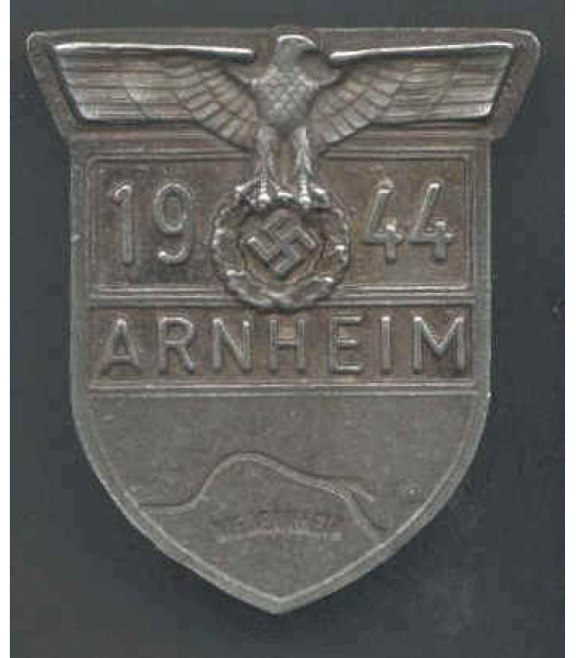 WW2 German Arnhem Shield medal