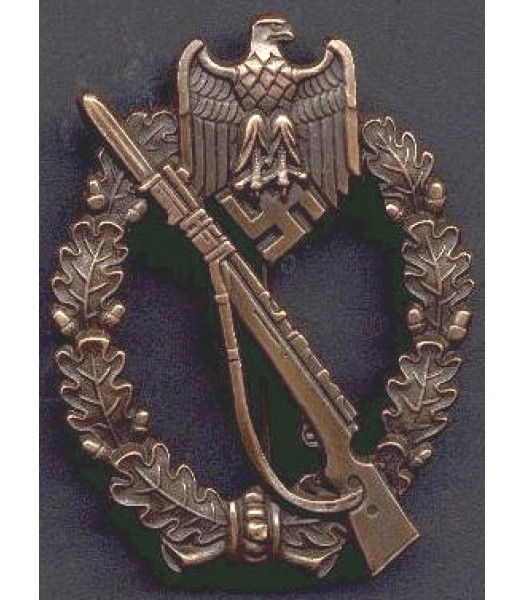 WW2 German Infantry Assualt medal - Motorized