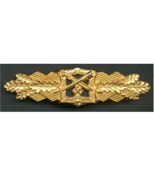 WW2 German Close Combat medal - Gold