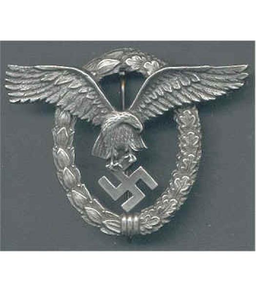WW2 German Luftwaffe Pilots Badge