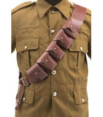 WW1 British army p03 5 pouch ammo bandolier