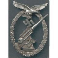 WW2 German Anti-Aircraft Badge Medal
