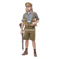 WW1 British Uniform Gallipoli 1915 with webbing
