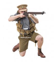 WW1 British Uniform Gallipoli 1915 with webbing FOR HIRE