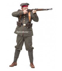 WW1 Imperial German Soldier uniform 1914 with webbing FOR HIRE