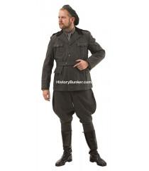 WW2 Italian army m37 uniform Beret, Tunic and breeches