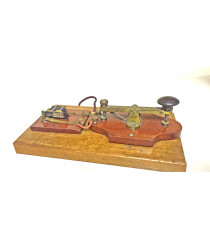 MILITARY PROP HIRE - Morse Code key tapper for hire