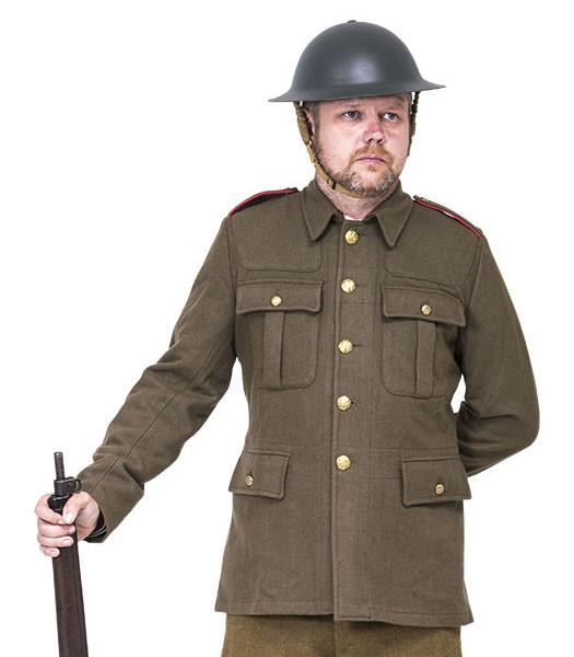 WW1 New Zealand 1912 pattern Army tunic