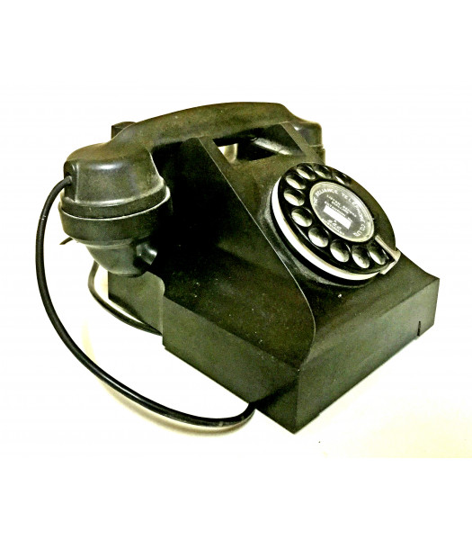 MILITARY PROP HIRE - Vintage dial telephone for hire
