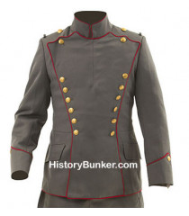 WW1 German  Uhlan  tunic - gold buttons - Royal Prussian Regiment