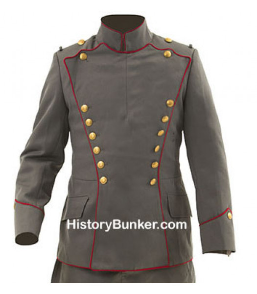 WW1 Imperial German fighter Uhlan Ulanka tunic - gold buttons