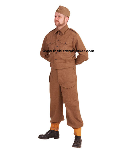 WW2 British Army Private soldier Uniform Package