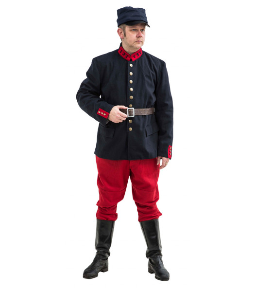 WW1 French army uniform 1914 version
