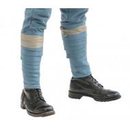 WW1 French army Horizon Blue Puttees Legwraps