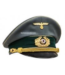 WW2 German Generals Tricot Cap