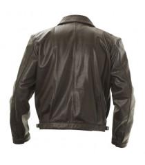 WW2 German Luftwaffe Eric Hartmann leather jacket BROWN