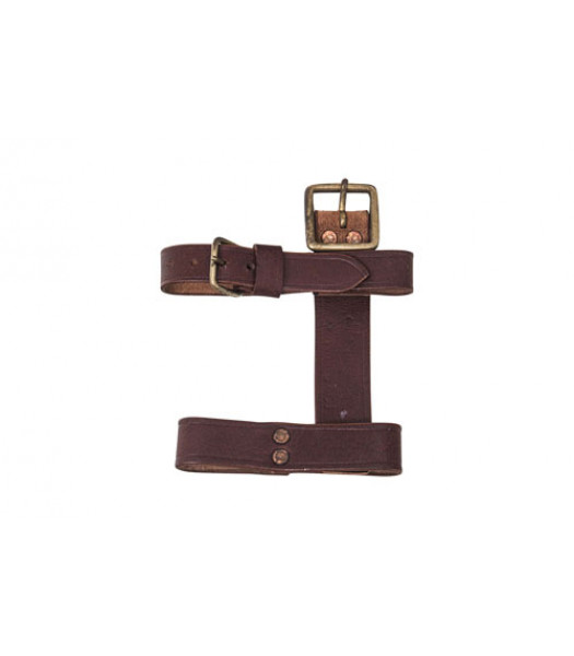 WW1 British P14 leather helve carrier