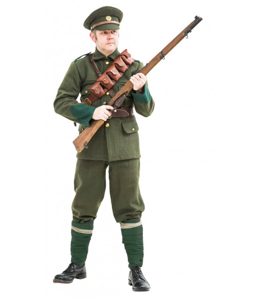 Irish Volunteer Uniform 1916 Easter Rising