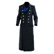 WW2 German Kriegsmarine Admiral Wool overcoat