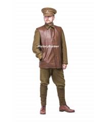 WW1 or WW2 Leather Jerkin