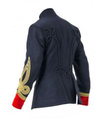 British Army Hussars Jacket Pelisse - Steampunk Military Uniforms