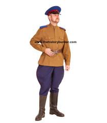 WW2 NKVD Soviet officer - internal security