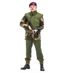 British Paratrooper Uniform Londonderry/Derry 1969
