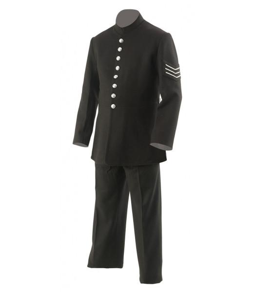 British Victorian Police Uniform Circa 1888