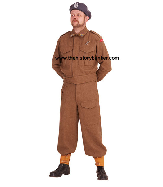 WW2 Polish Paratrooper Uniform Package FOR HIRE