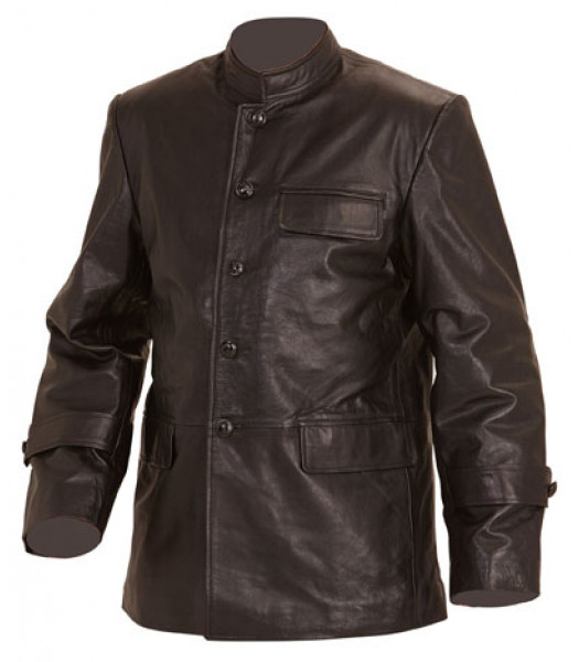 Kriegsmarine Jacket U-Boat Crew Leather Jacket