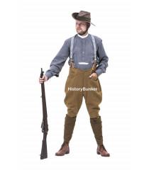 WW1 Australian 2nd pattern Army breeches- ww1 ANZAC uniforms - WW1 AIF uniforms - 1st world war uniforms