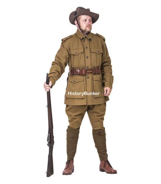 WW1 Australian 2nd pattern Army Uniform