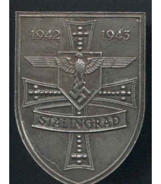 WW2 German Stalingrad Shield Medal