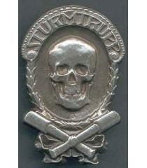 WW1 German Stormtrooper badge