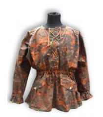 WW2 German WW2 Oak Leaf pattern smock - Fall