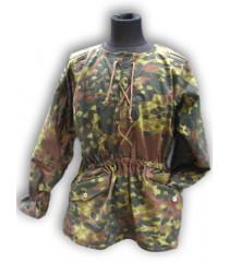 WW2 German WW2 Oak Leaf pattern smock - spring