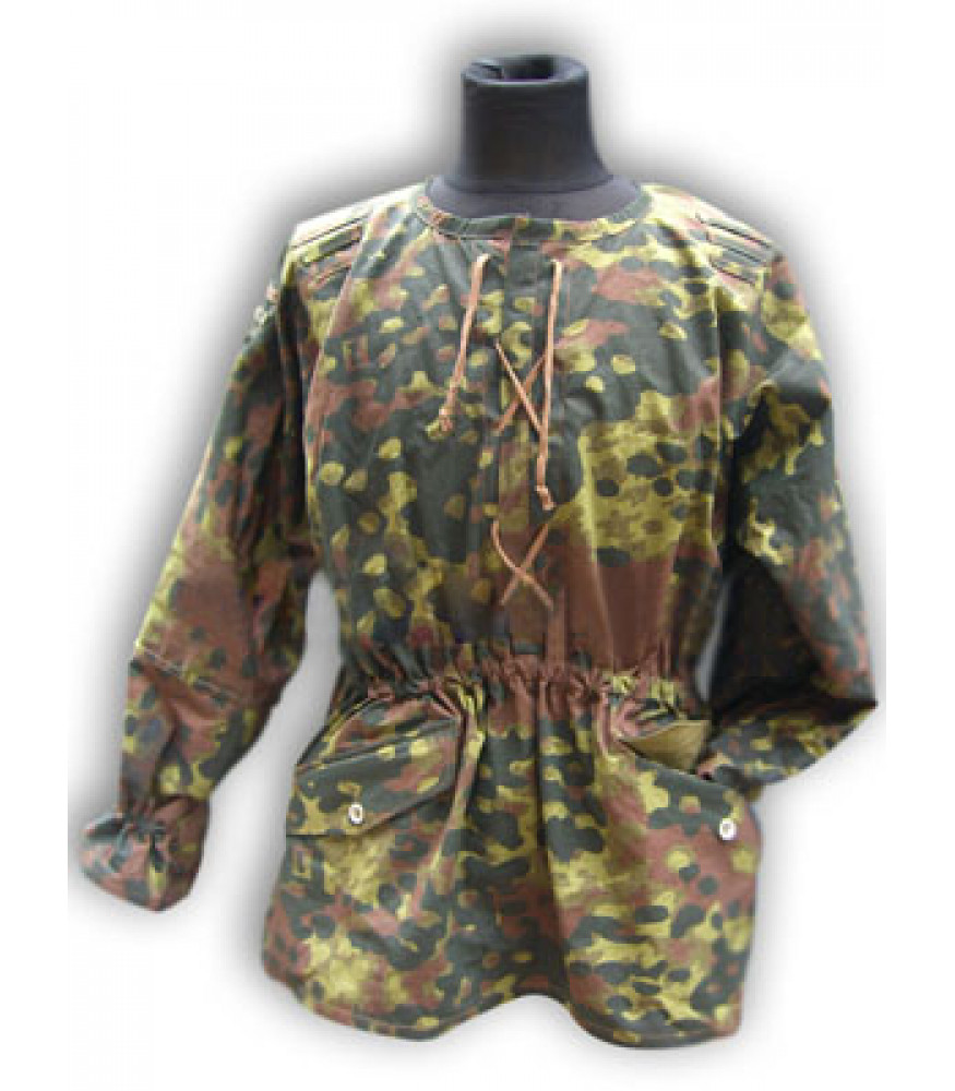 WW2 German WW2 Oak Leaf pattern smock - spring