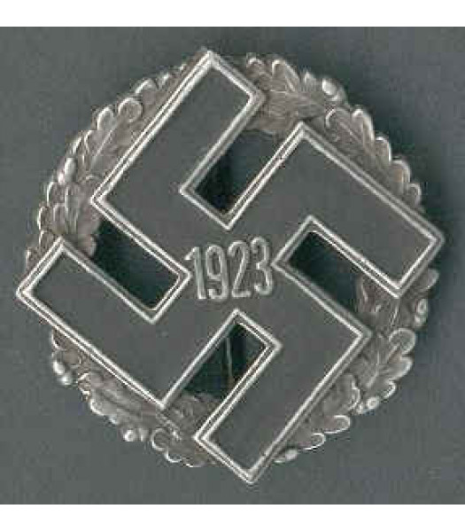 WW2 German Nazi Party District Commerative badge medal