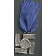 WW2 German SS Long Service Medal 12 years