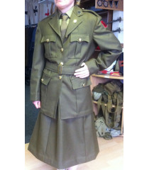 WWII ladies ATS service dress jacket