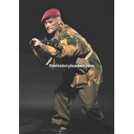 WW2 British Paratrooper Battle Dress Uniform Package