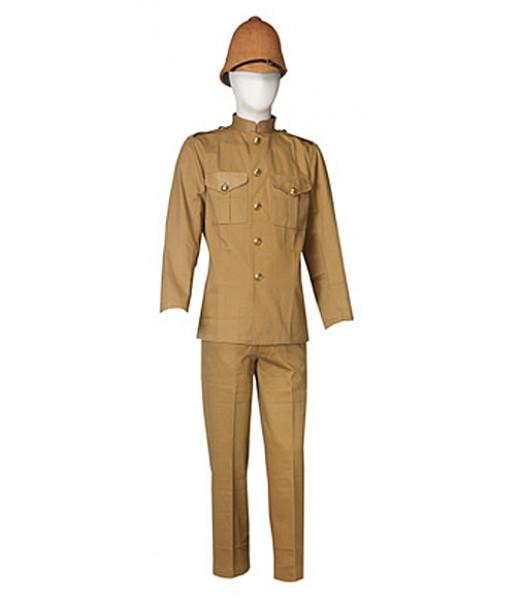 """British Victorian """"Boer War"""" Uniform"""